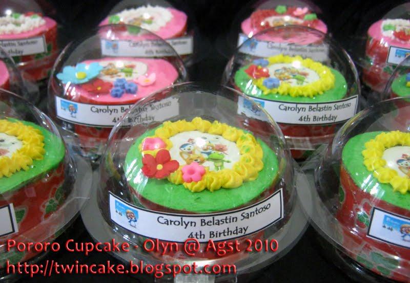Twincake August 2010