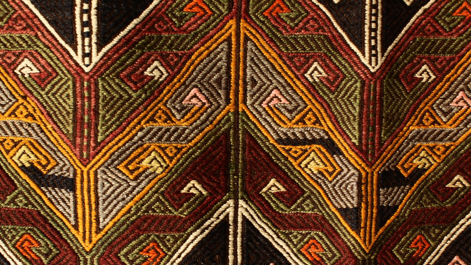 Charlotte Driver Traditional Tribal Textiles