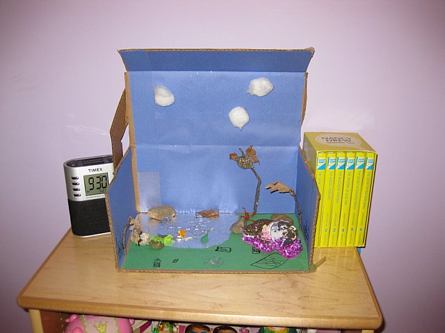 planet earth diorama projects - photo #16
