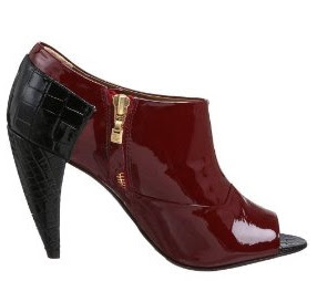 e8005999f7120 Red Pump of the Week - Pour La Victoire Lea Bootie | The Red Pump ...