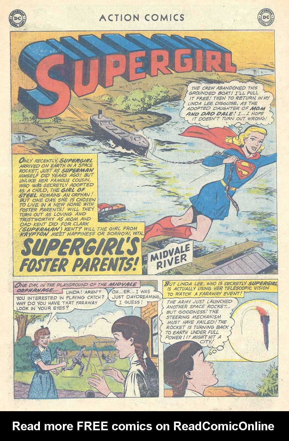 Action Comics (1938) 254 Page 25