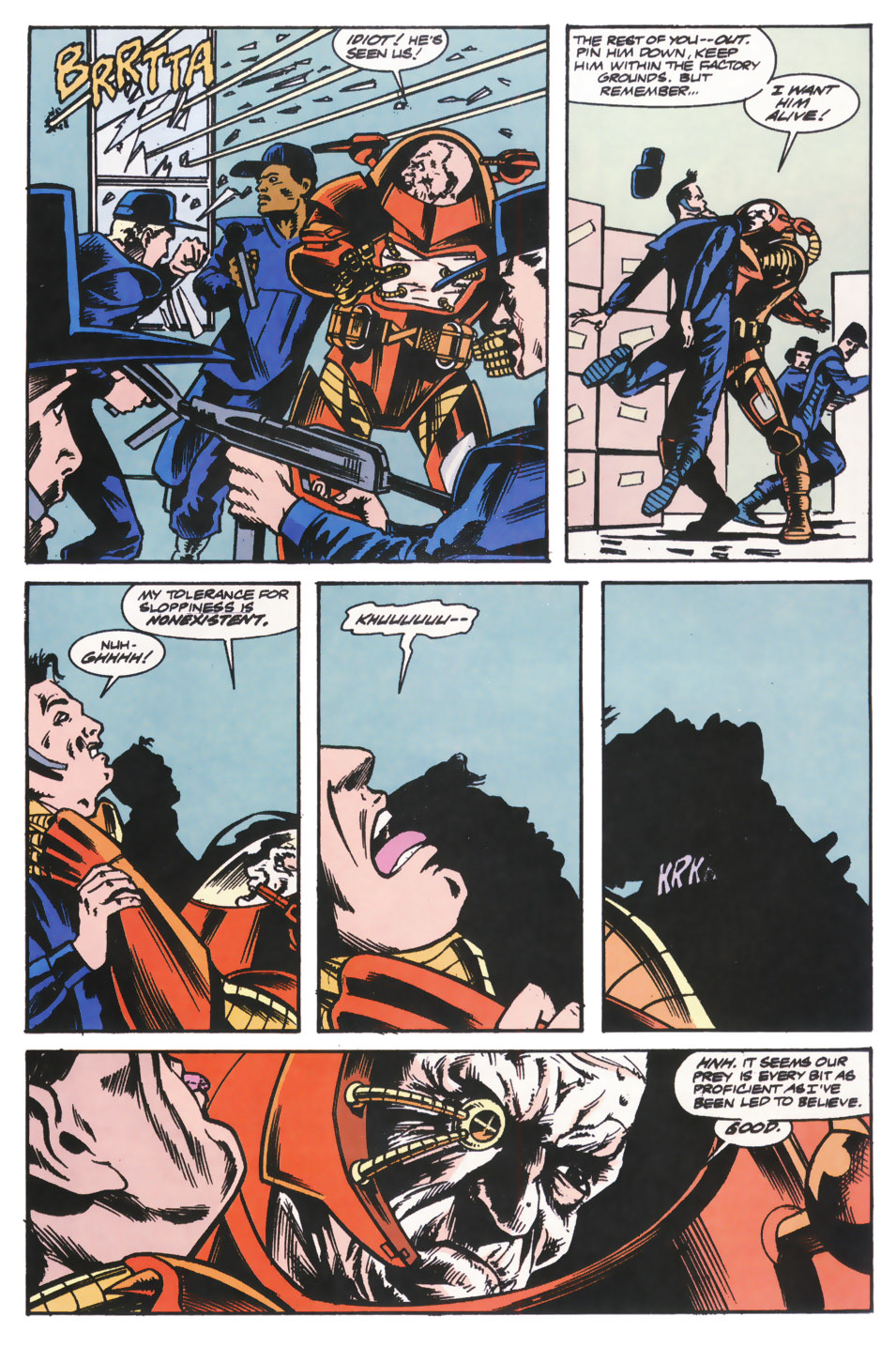 Read online Robocop (1990) comic -  Issue #14 - 8