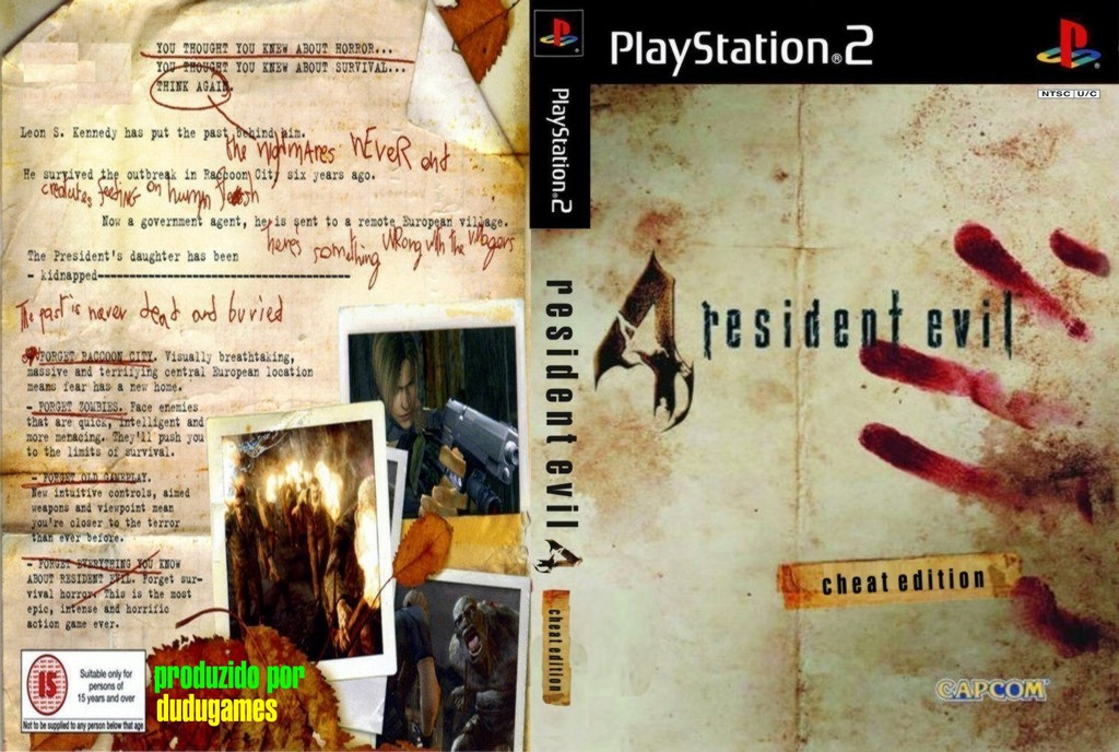 Gratis, Pc, Ps2, Xbox 360 Ps3: PS2 Resident Evil 4 (Legendado PT