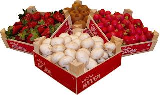 Alimentos ecológicos y envases contaminantes