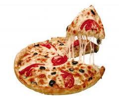 pizza y pizza y pizza