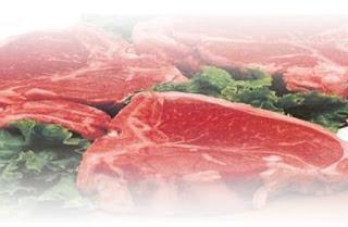 Efecto protéica carne enriquecida ACIDO graso omega 3