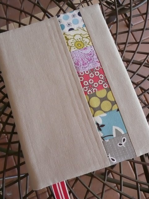 Beautiful Simple Book Covers ~ Bloom journal cover tutorial