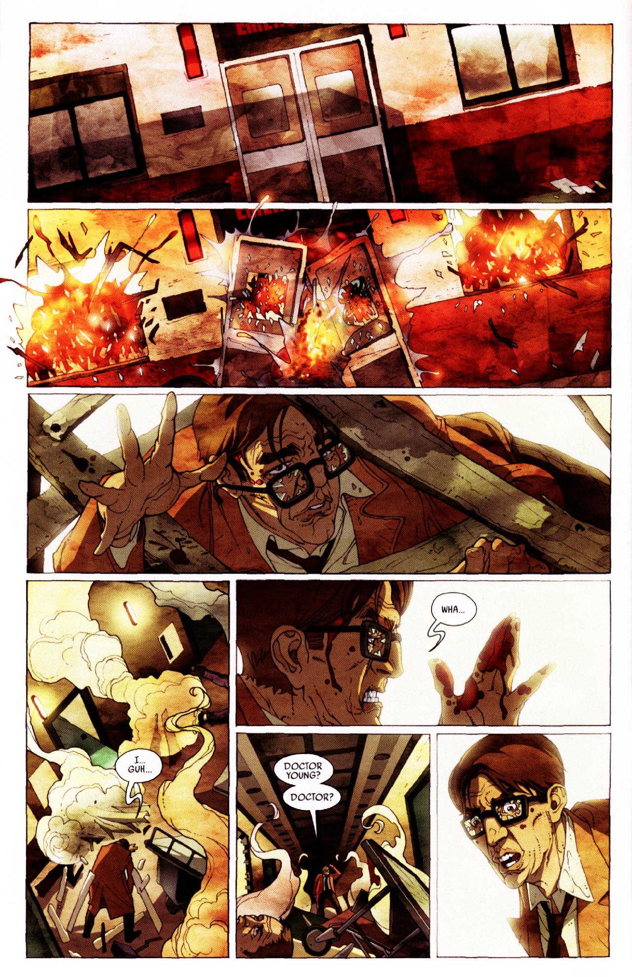 Read online Secret Invasion: Front Line comic -  Issue #2 - 5