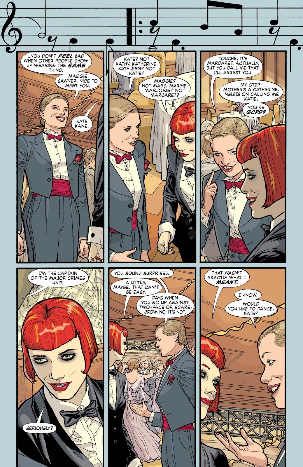 Read online Detective Comics (1937) comic -  Issue # _TPB Batwoman - Elegy (Part 1) - 59
