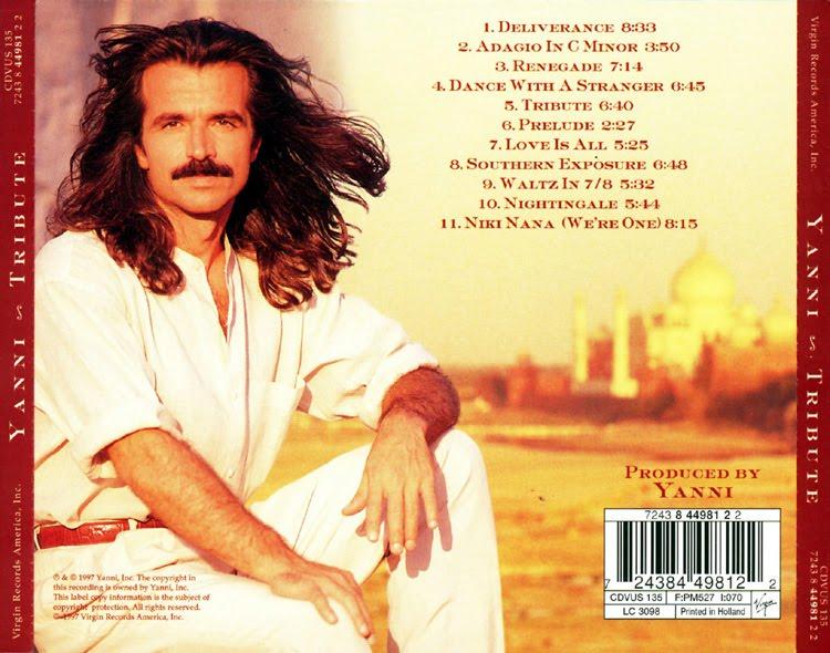 The best Of Yanni Devotion
