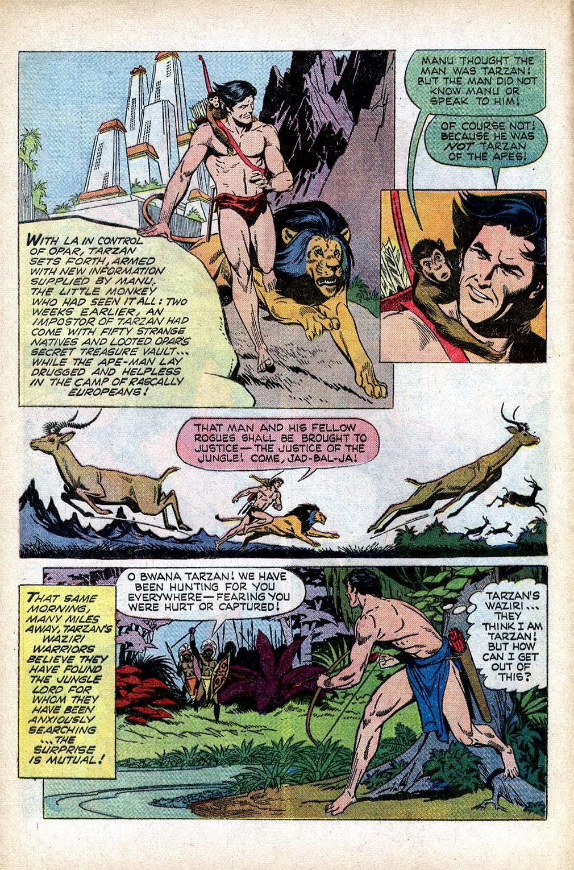 Tarzan (1962) issue 173 - Page 8
