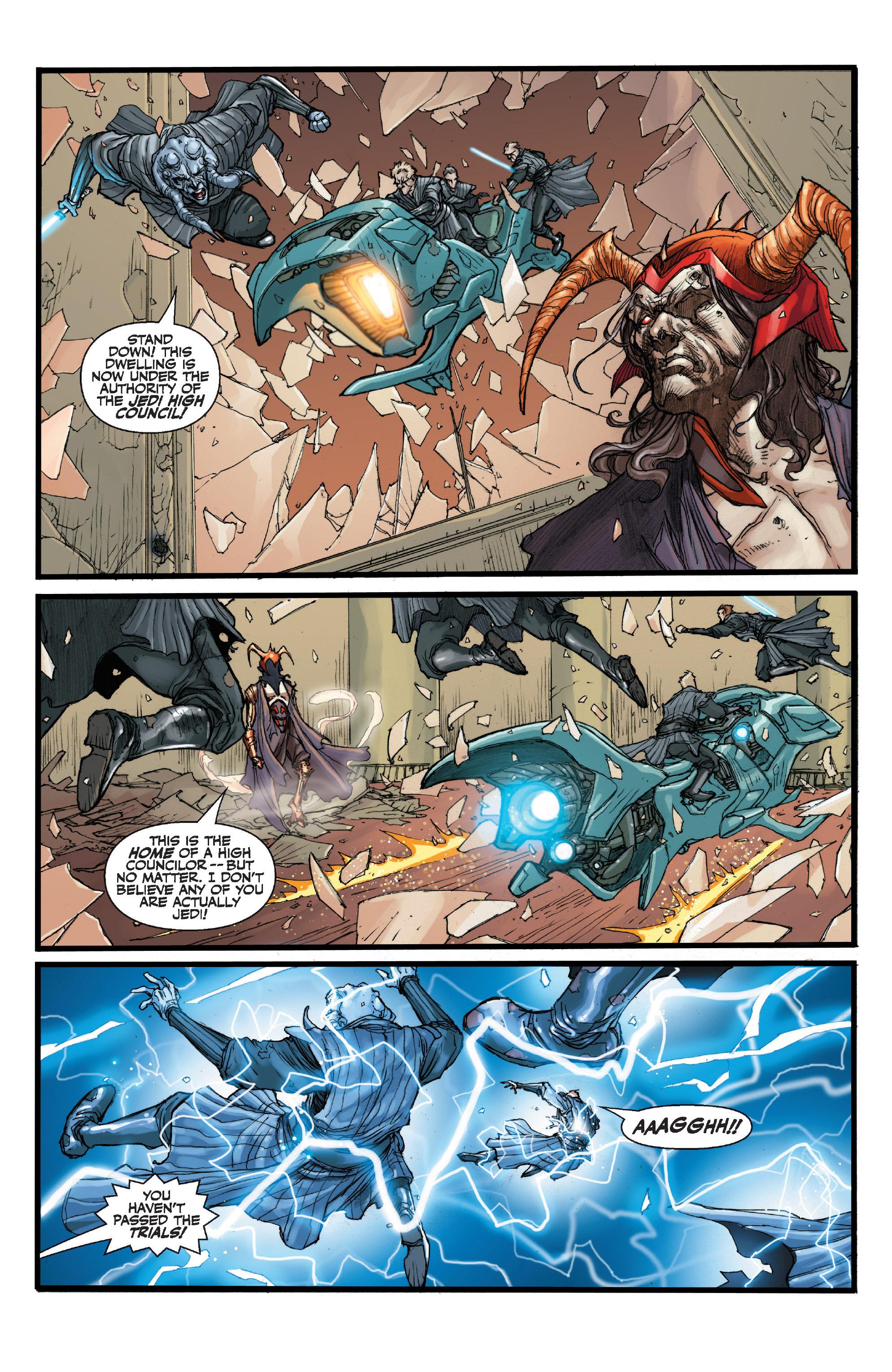 Read online Star Wars Omnibus comic -  Issue # Vol. 32 - 354