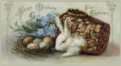 Delightful Clutter By Rose Vintage Easter Card Images