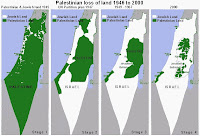 Israeli's occupation of Palestine