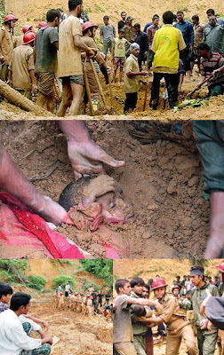 chittagong landslide, bangladesh, tragedy