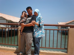 Zara n Family @ Legend WaterChalet Port Dickson