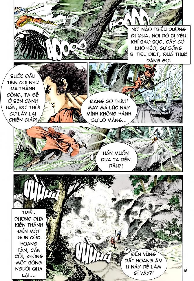 Đại Đường Uy Long chapter 37 trang 5