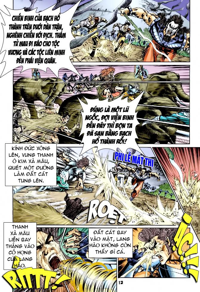 Đại Đường Uy Long chapter 37 trang 10