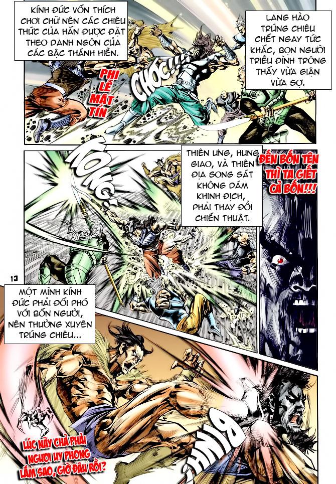 Đại Đường Uy Long chapter 37 trang 11