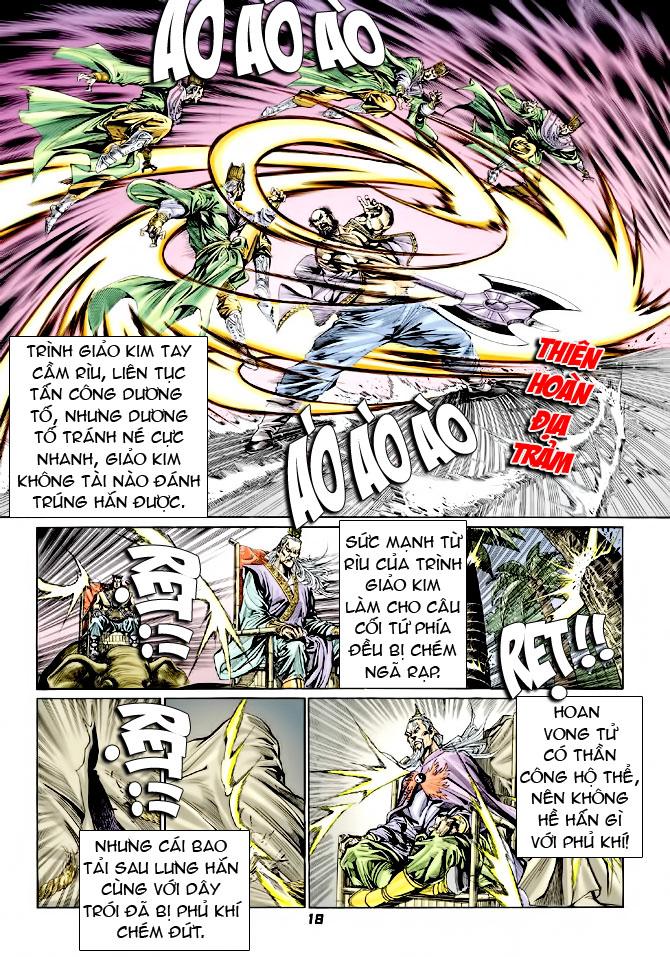 Đại Đường Uy Long chapter 37 trang 14
