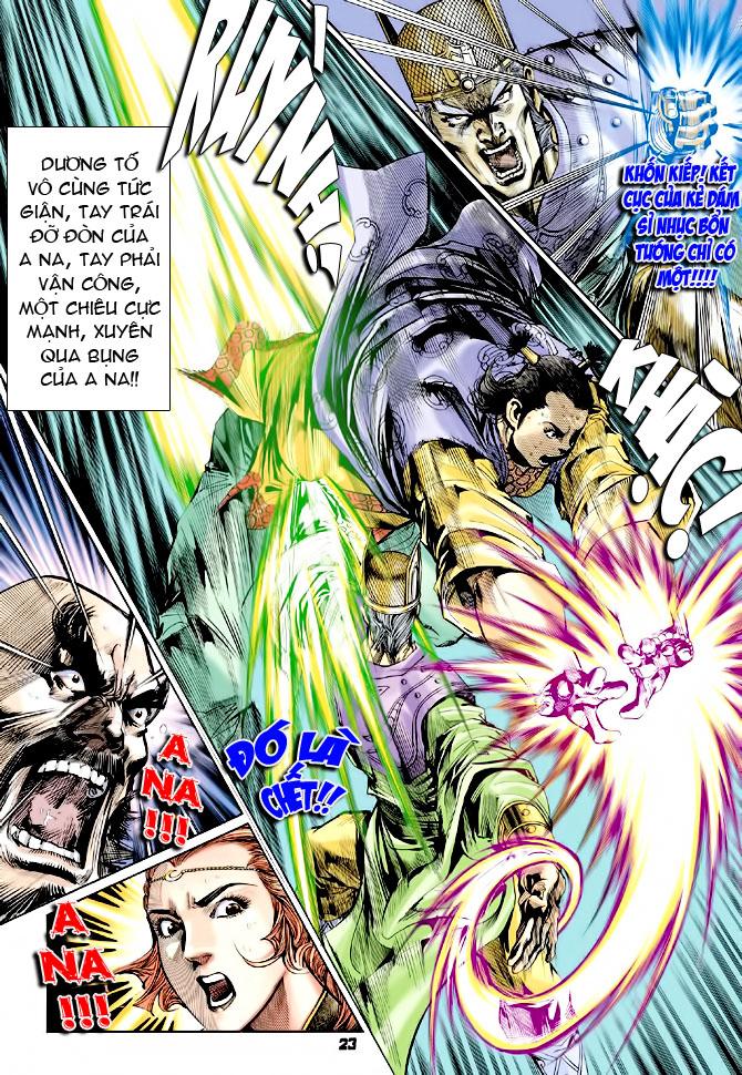 Đại Đường Uy Long chapter 37 trang 19