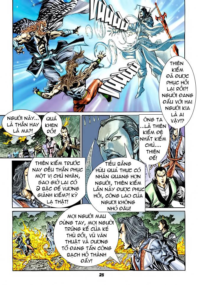 Đại Đường Uy Long chapter 37 trang 21