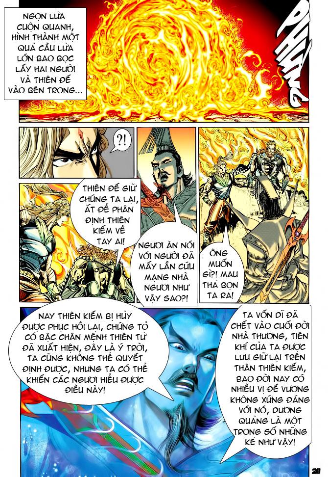 Đại Đường Uy Long chapter 37 trang 24