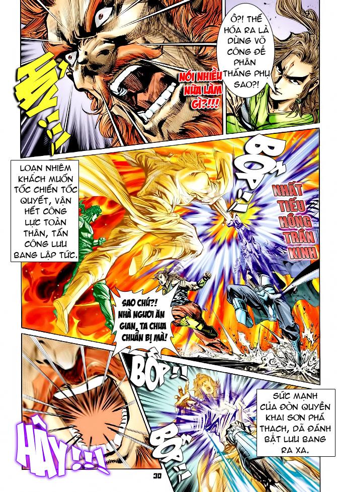 Đại Đường Uy Long chapter 37 trang 26