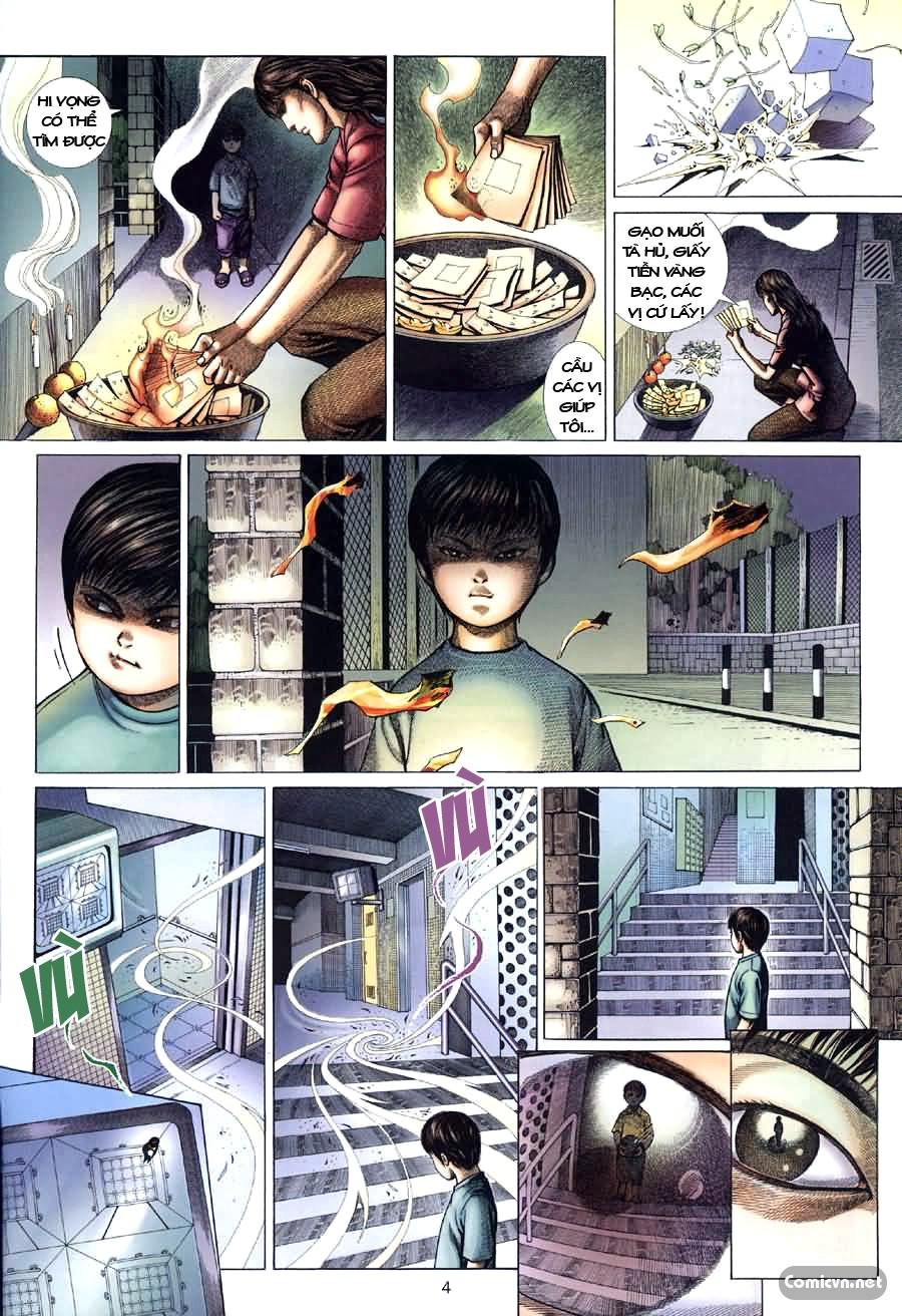Quỷ Mộ chap 002 trang 4