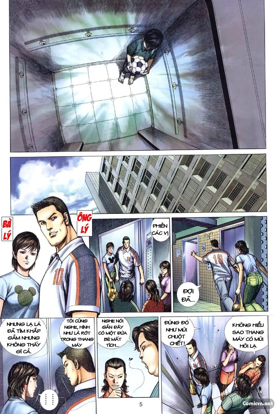 Quỷ Mộ chap 002 trang 5