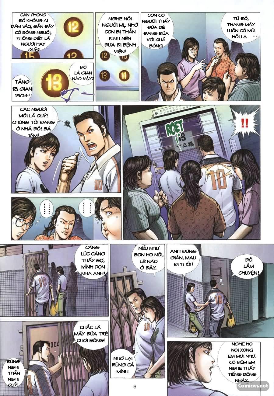 Quỷ Mộ chap 002 trang 6