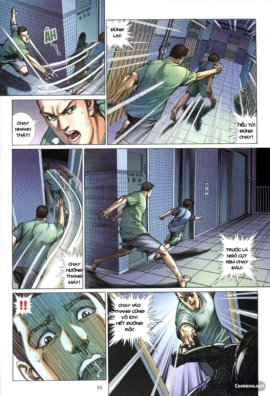Quỷ Mộ chap 002 trang 10