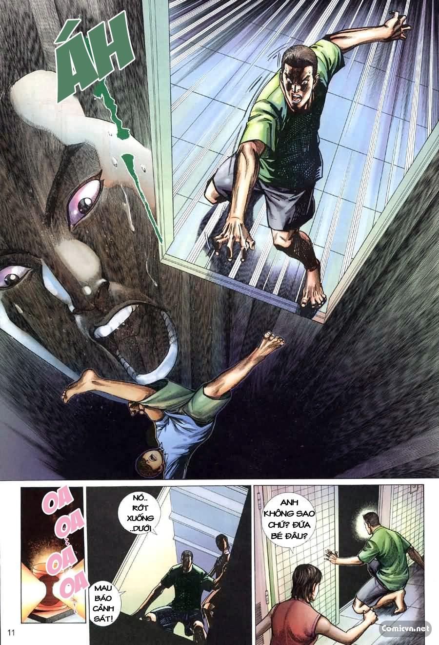 Quỷ Mộ chap 002 trang 11