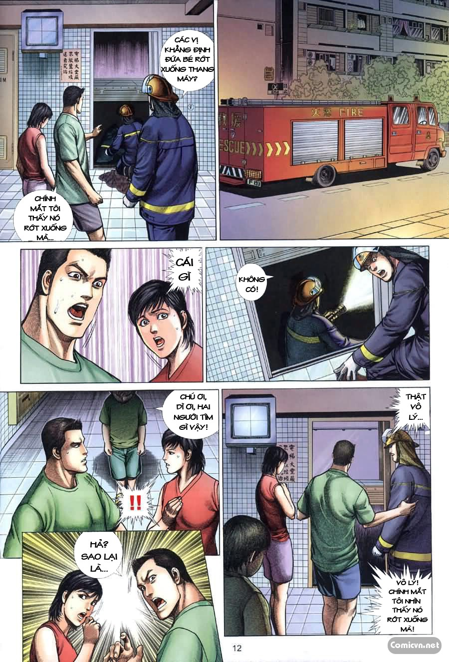 Quỷ Mộ chap 002 trang 12