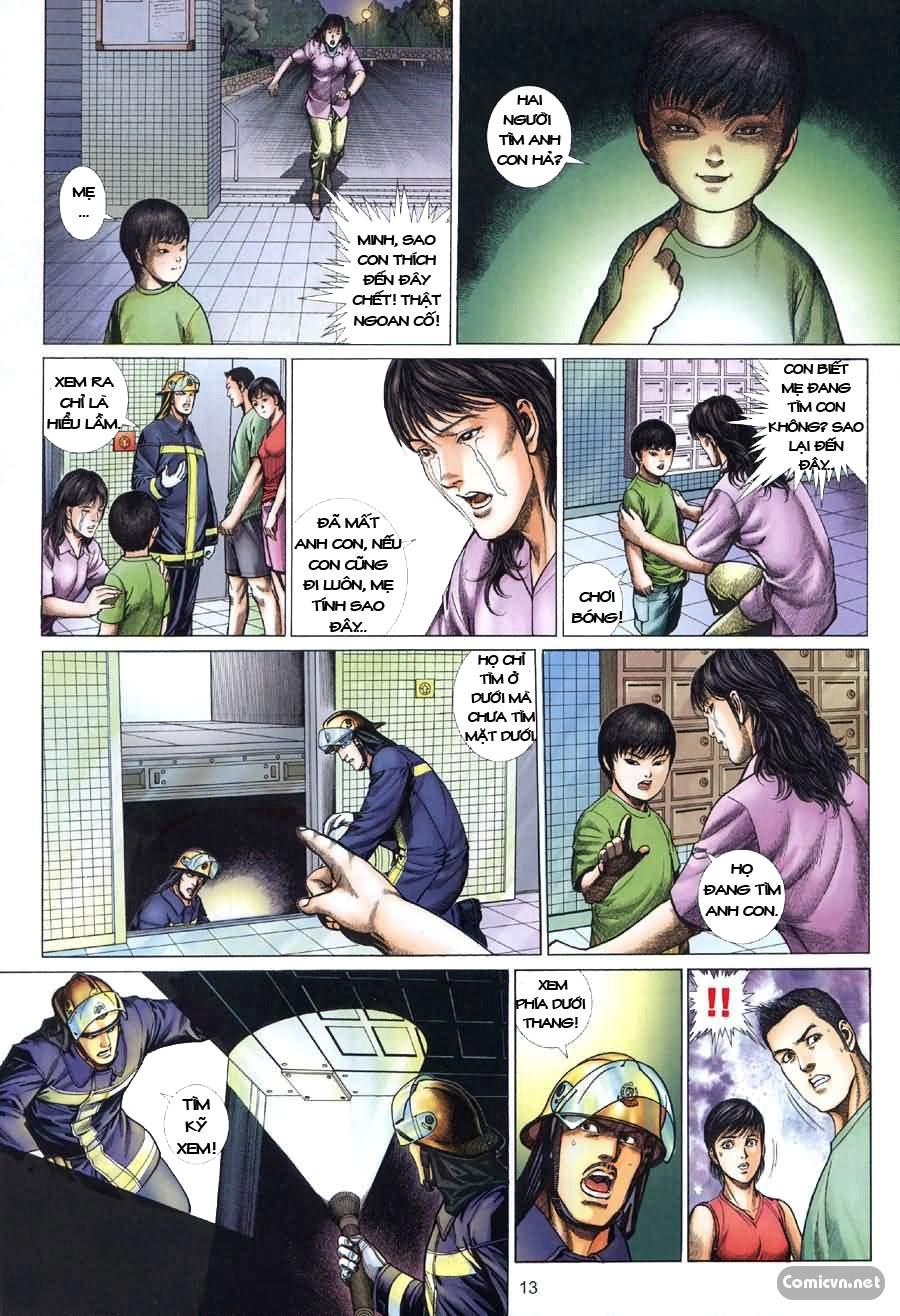 Quỷ Mộ chap 002 trang 13