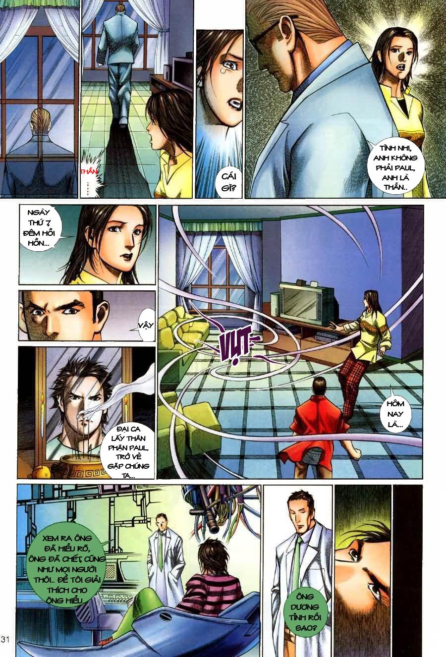 Quỷ Mộ chap 001 trang 31