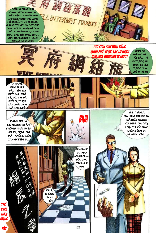Quỷ Mộ chap 001 trang 32