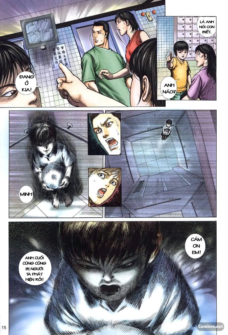 Quỷ Mộ chap 002 trang 15