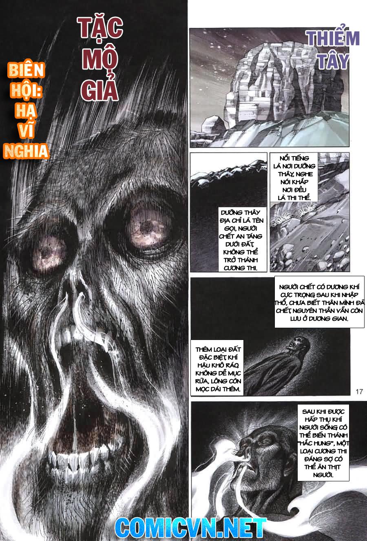 Quỷ Mộ chap 002 trang 17