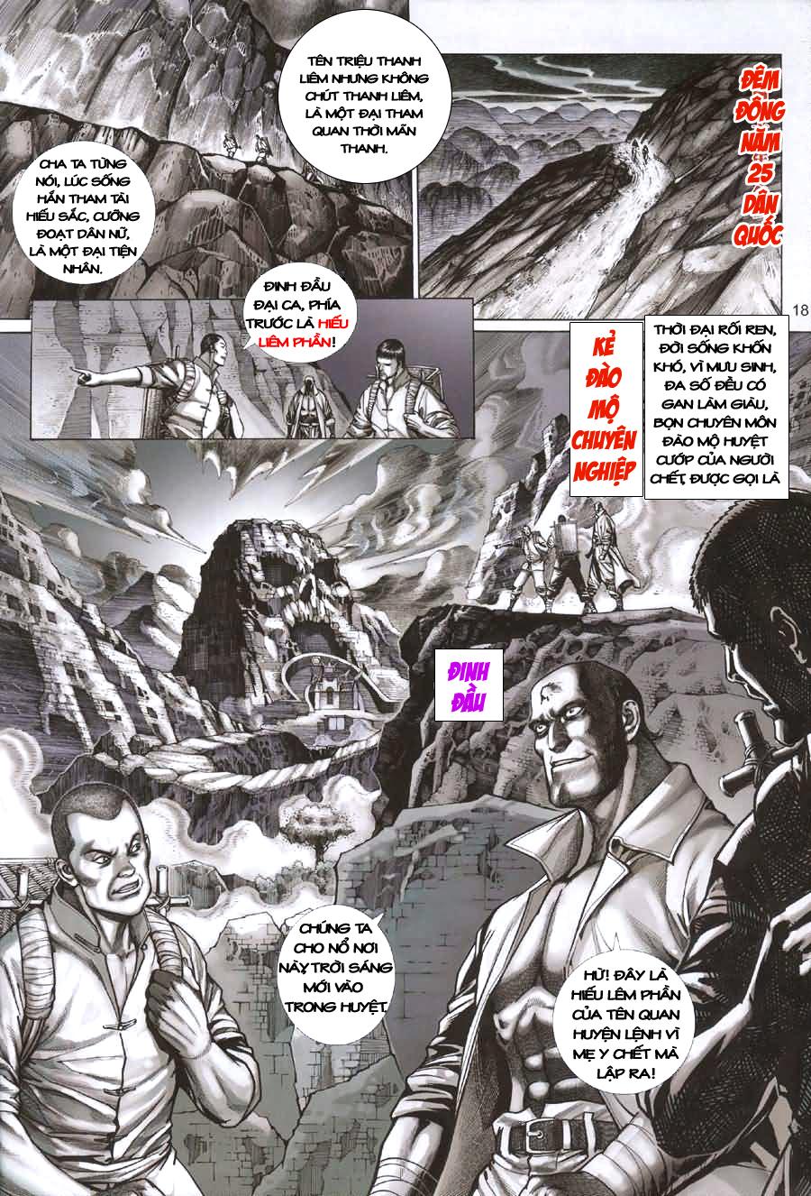 Quỷ Mộ chap 002 trang 18