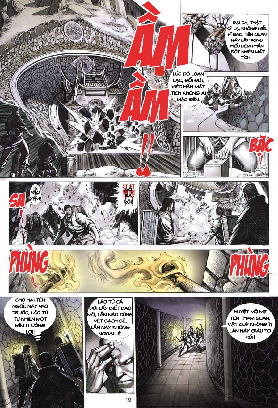 Quỷ Mộ chap 002 trang 19