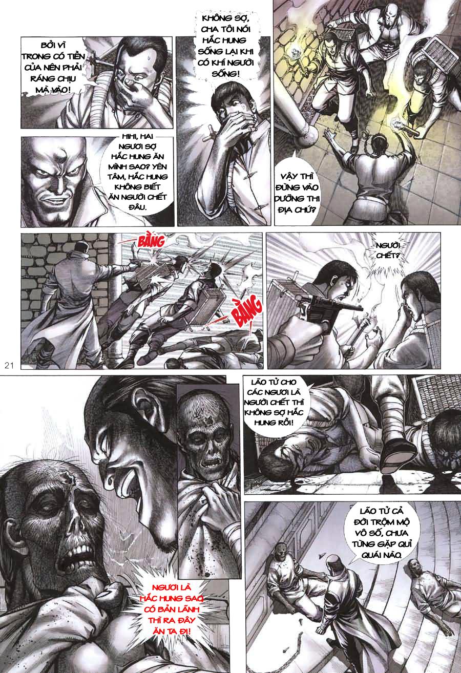 Quỷ Mộ chap 002 trang 21