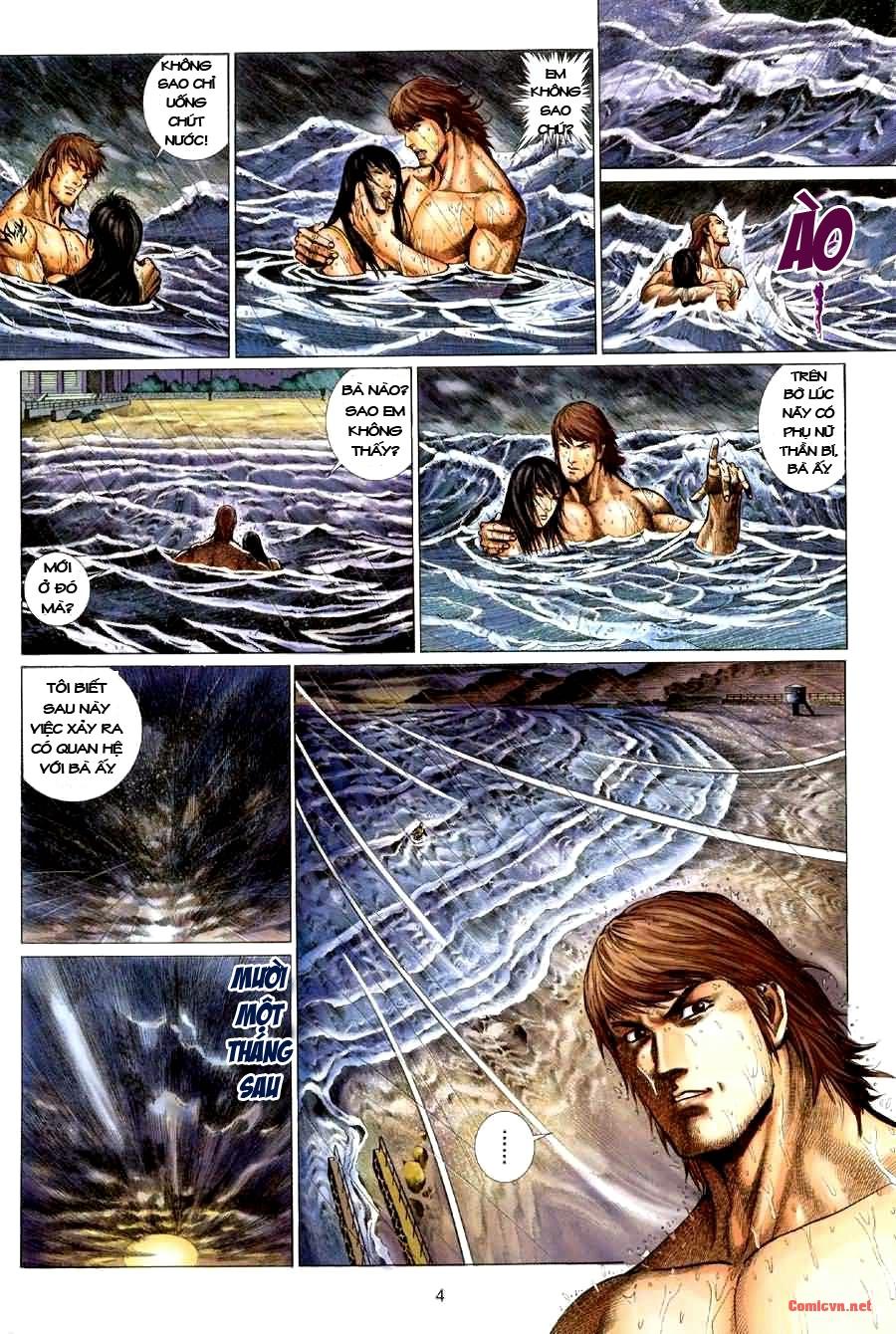 Quỷ Mộ chap 001 trang 4