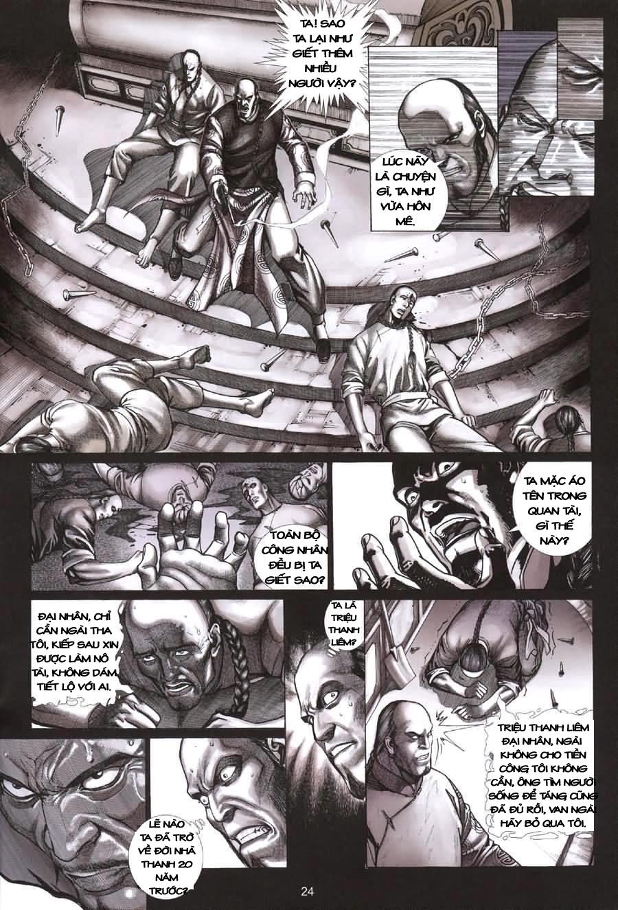 Quỷ Mộ chap 002 trang 24