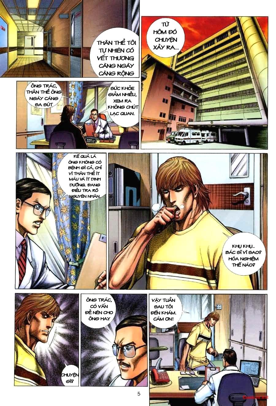 Quỷ Mộ chap 001 trang 5
