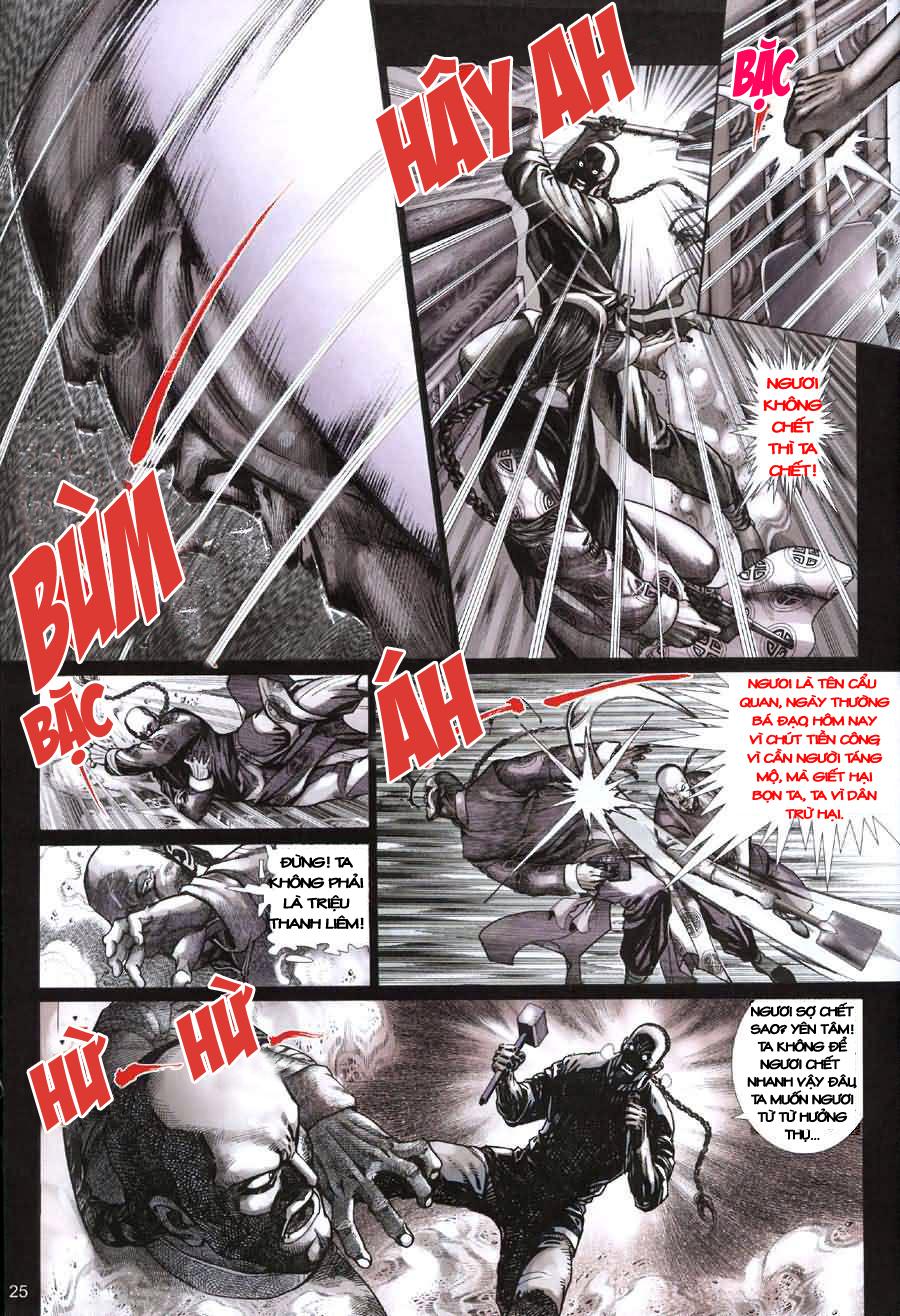 Quỷ Mộ chap 002 trang 25
