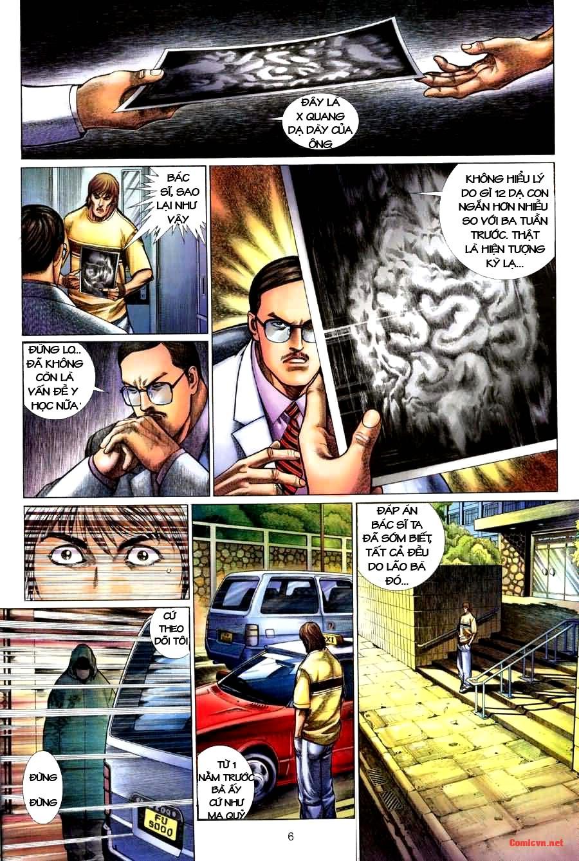 Quỷ Mộ chap 001 trang 6