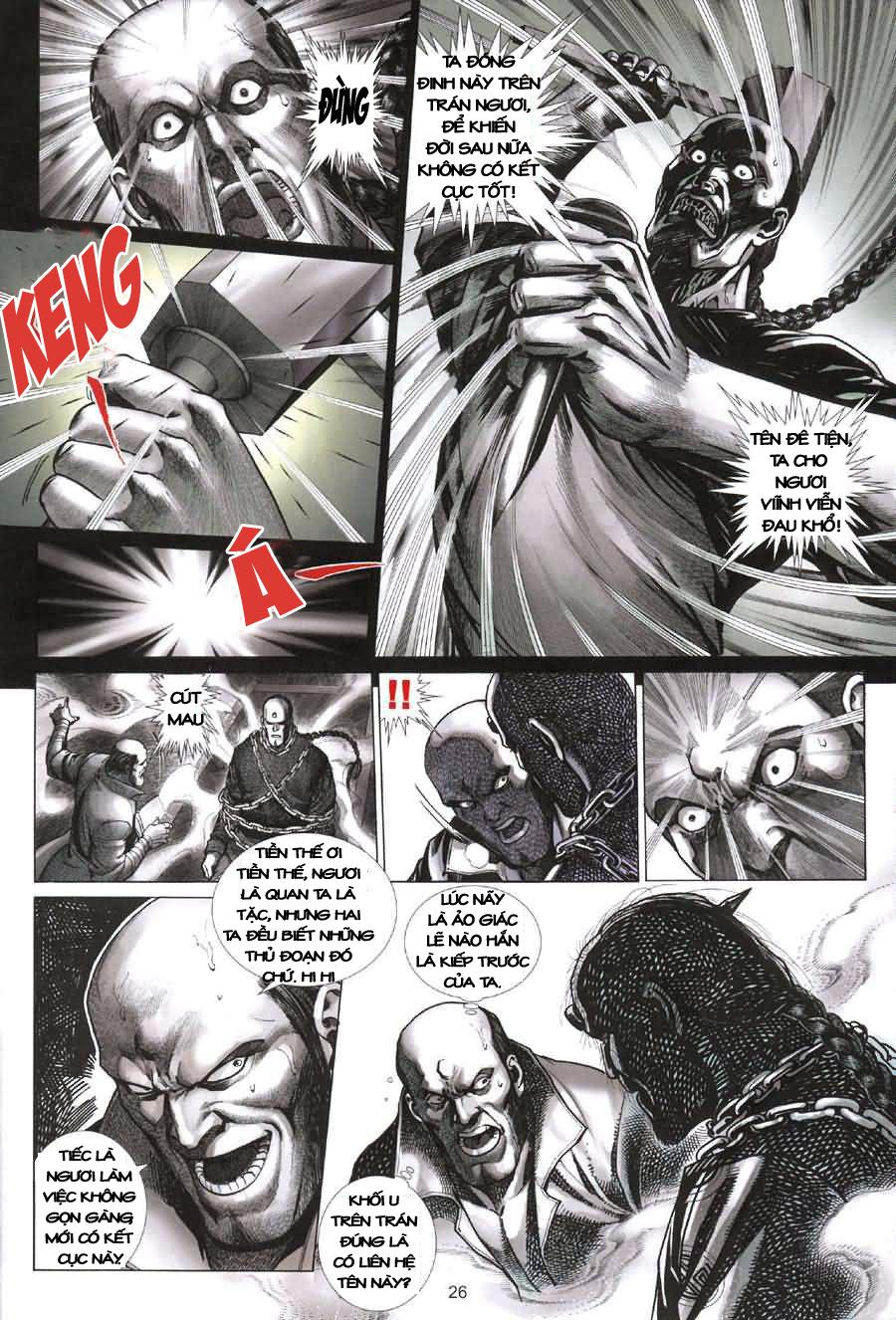Quỷ Mộ chap 002 trang 26