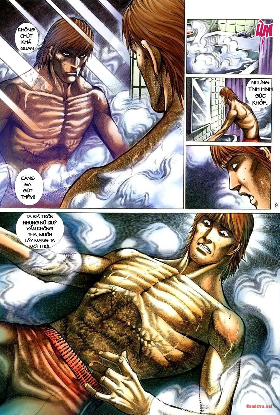 Quỷ Mộ chap 001 trang 9
