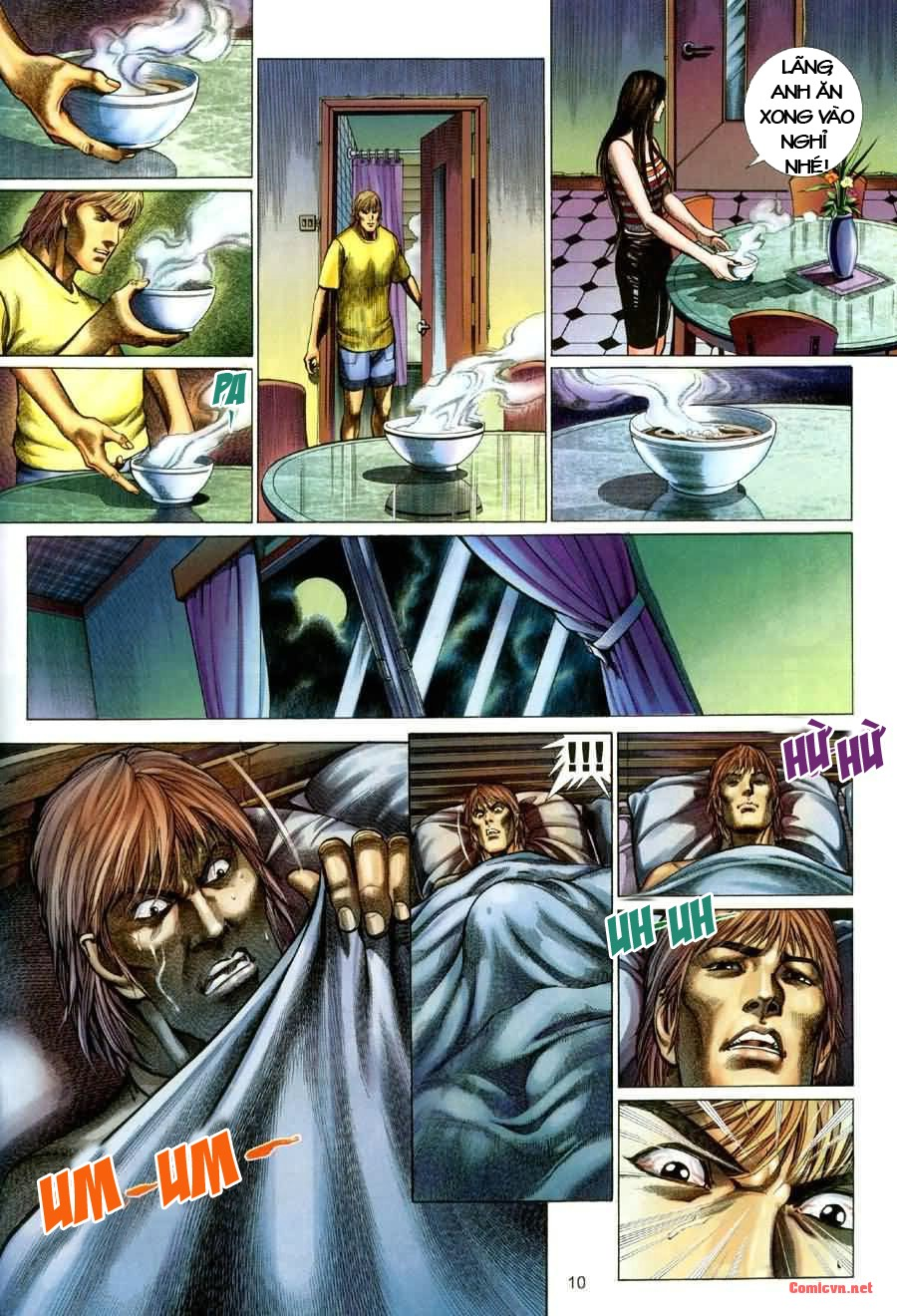 Quỷ Mộ chap 001 trang 10